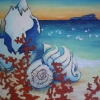 Mudjimba Magic, acrylic 60 x 45cms $440